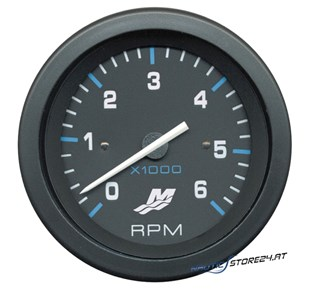 Mercury/Quicksilver Tachometer 6000RPM (79-895283A03)
