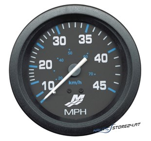 Mercury/Quicksilver Speedometer 45MPH (79-895285A01)