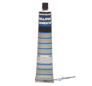 Mercury/Quicksilver Kleber für Faltenbalg Bellows Adhesive 42.5g (92-86166Q1)