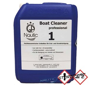 GA nautic Boat Cleaner 1 professional
