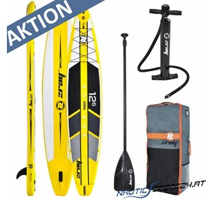 Z-Ray R1 Race SUP Stand Up Paddle Board inkl. ALU-Paddel