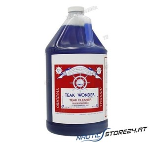 Barka Teak Wonder Teak Cleaner Reiniger 3800ml