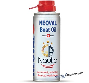 GA nautic Boat Oil - 200ml