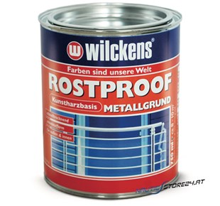 wilckens Rostproof Metallgrund rotbraun 750ml