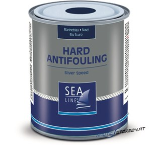 hempel Hard Antifouling Silver Speed - 750ml