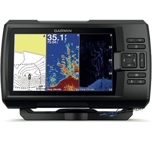 Garmin Fishfinder Striker Plus 7cv/7sv